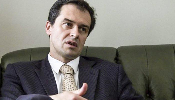 Посол Украины в Нидерландах Всеволод Ченцов