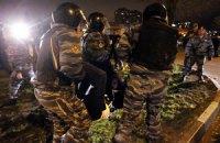 В Москве снова арестовали 300 человек