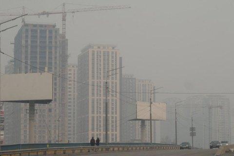 Пылевая буря продержится в Украине еще два дня, - Укргидрометцентр