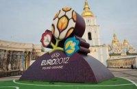 В Сети появилось видео официального гимна Евро-2012