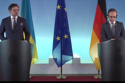 Кулеба підтвердив готовність України до прийнятних компромісів з приводу Донбасу