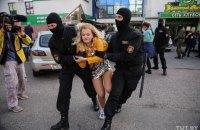 У мережі опублікували дані тисячі білоруських силовиків, які затримували мітингувальників