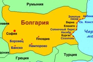 В Болгарии произошли новые подземные толчки