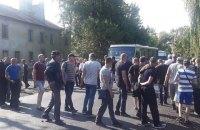 """Гірники з шахти """"Курахівська"""" знову протестують через невиплату зарплат"""
