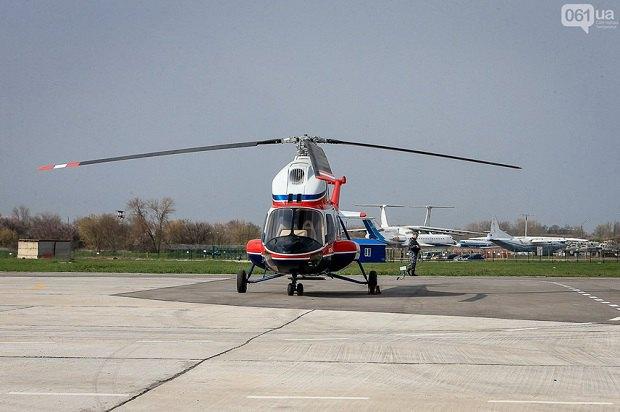 """Украинский вертолет МСБ-2 """"Надия"""""""