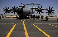 Німеччина відправляє у Кабул літаки для евакуації своїх громадян