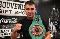 Гвоздик может принять участие в мини-турнире за звание чемпиона мира WBC