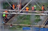 Пятеро рабочих пострадали при взрыве цистерны в железнодорожном тоннеле в Италии