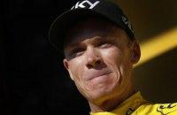 """4-кратный победитель """"Тур де Франс"""" был доставлен вертолетом в реанимацию после падения на этапе """"Критериум Дофине"""""""