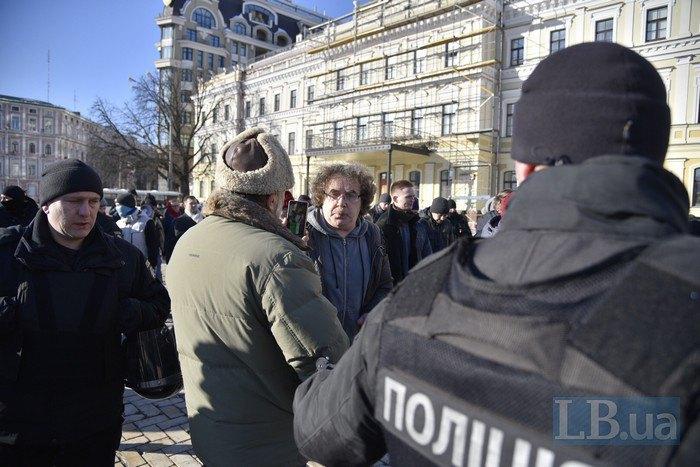 Правозащитник Валентин Чемерис