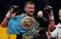 Гвоздик захистив титул чемпіона світу за версією WBC