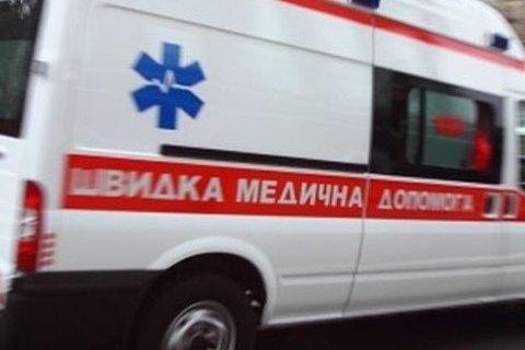 В Днепре из-за взрыва снаряда пострадал мужчина