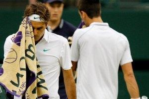 Федерер намекнул, что его конкуренты сидят на допинге