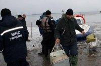 В Полтавской области около 150 рыбаков оказались на оторвавшейся льдине