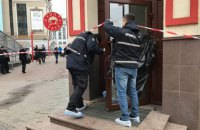 В ресторане возле Контрактовой площади совершил самоубийство мужчина (обновлено)