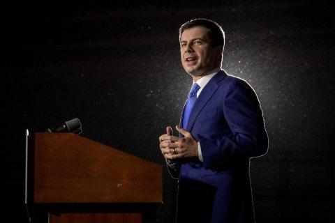 Піт Буттіджич виграв праймеріз Демпартії США в Айові