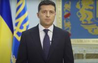 Зеленський заявив, що не пов'язує пожежі на Луганщині з обстрілами бойовиків