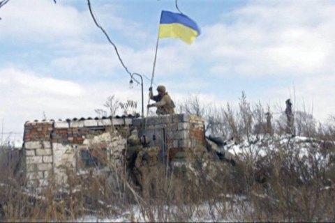 Сегодня оккупанты стреляли возле Марьинки