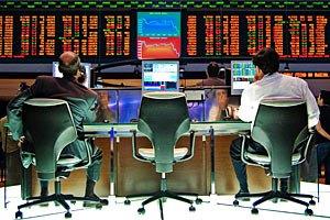 Фондовый рынок продолжил движение вниз