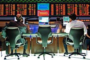 Внешний фон спровоцировал продажи на фондовом рынке
