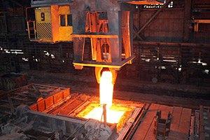 Украина скатилась на 10 место в рейтинге производителей стали