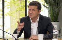 """Зеленський присіпався до журналіста """"НВ"""" через іноземного власника цього видання"""