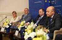 Райнин и Ланчинскас открыли в Харькове представительство Консультативной миссии ЕС