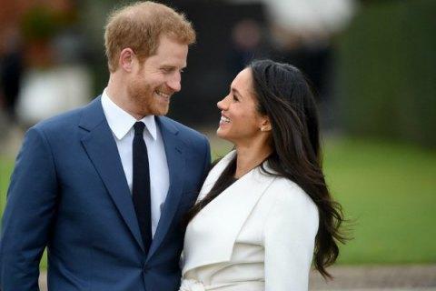Принц Гарри и актриса Меган Маркл объявили о помолвке