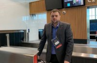 Заступника мера Дніпра затримали в харківському аеропорту