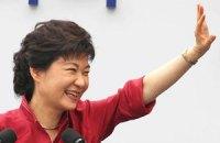Південна Корея закликала японського прем'єра до налагодження дипломатичних відносин