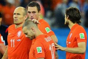 Германия в финале победит такую Аргентину, - Роббен