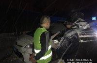 Ровенские патрульные задержали нарушителя со стрельбой и погоней