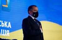 Павелко вилетів у Рим на переговори з УЄФА щодо форми збірної України з футболу