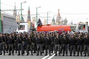 """Поліція затримала організаторів """"Маршу мільйонів"""" у Петербурзі"""
