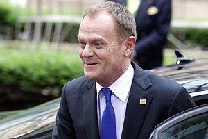 Туск сегодня вступил в должность президента Европейского совета