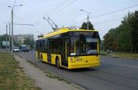 В Киеве построят троллейбусную линию от Троещины до Севастопольской площади