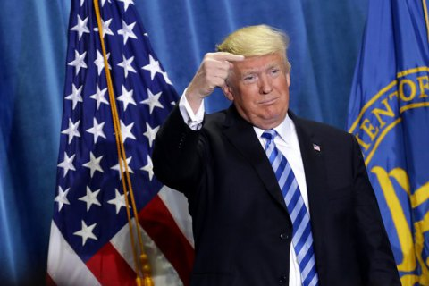 Трамп отказался от участия в Давосском форуме