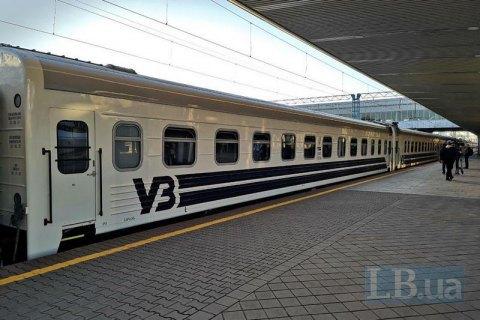 В українських потягах обмежили багаж до 50 кг