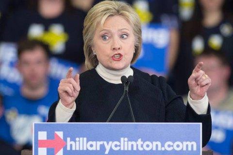 Республиканцы просят генерального прокурора  США расследовать связи Клинтон с государством Украина