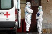 В Україні другий день поспіль фіксують рекорд захворюваності: за добу виявили 6410 випадків
