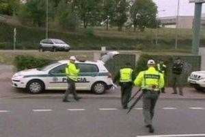 В Словакии за превышение скорости оштрафовали шефа полиции
