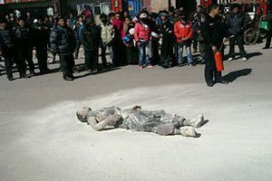 Монахи продолжают убивать себя за независимость Тибета