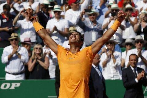 Надаль выиграл Мастерс в Монте-Карло (обновлено)