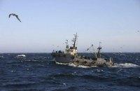 ФСБ Росії затримала катер з українськими рибалками в Азовському морі (оновлено)