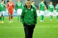 """Головний тренер """"Карпат"""" викупив свій контракт і покинув команду"""