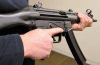 Нацполіція вирішила замінити автомати Калашникова німецькими MP5