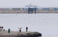 Ще один американський фрегат найближчим часом увійде в Чорне море