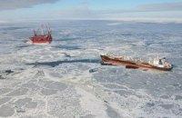 РФ знову подала заявку в ООН на спірну територію Арктики