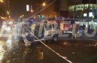 Один человек погиб и еще семь получили травмы из-за ДТП в Киеве