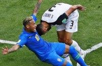 Бар в Рио-де-Жанейро будет бесплатно угощать посетителей за каждое падение Неймара в матче с Сербией